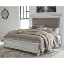 Kanwyn King Upholstered Bed