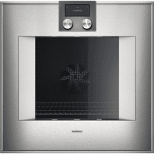 400 Series Oven 60 Cm Stainless Steel Behind Glass, Door Hinge: Right, Door Hinge: Right