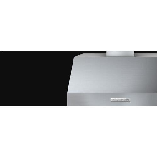 Superiore - Hood PRO 30'' Stainless steel 1 blower, stainless steel, electronic buttons control, baffle filters