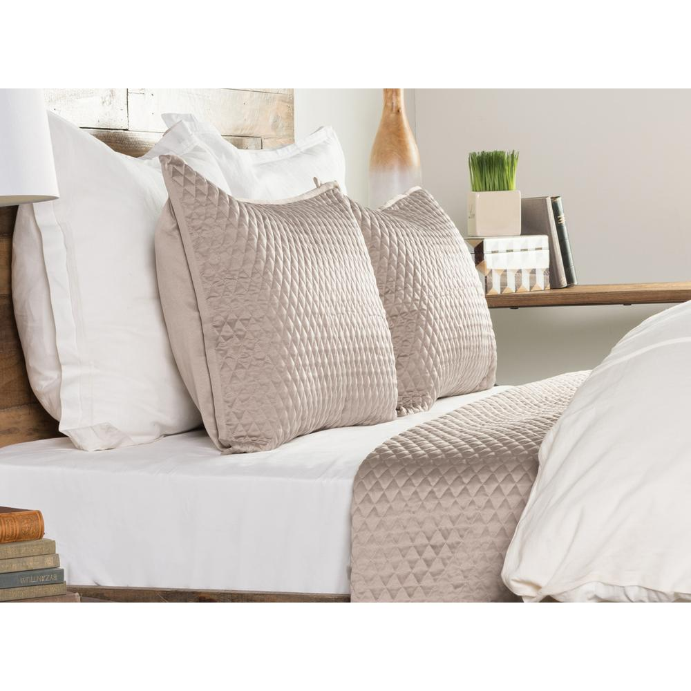 See Details - Diamond Pebble King Quilt