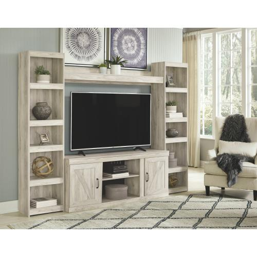 Signature Design By Ashley - Bellaby 4-piece Entertainment Center