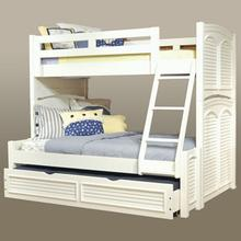 See Details - Twin over Full Bunk Bed