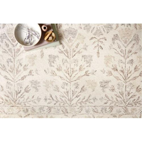 NOR-02 Ivory / Neutral Rug