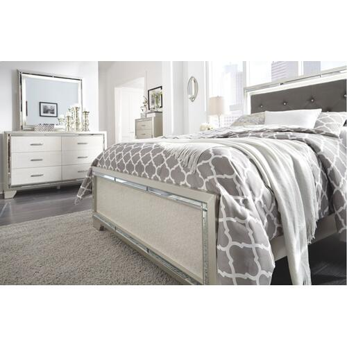 Lonnix Full Panel Bed
