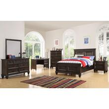 SEVILLA 4/6 F Panel Storage Bed - SEVILLA Youth Dresser