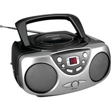 See Details - Portable CD Boom Boxes with AM/FM Radio (Black)