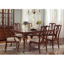 7 Piece Rectanular Table Set
