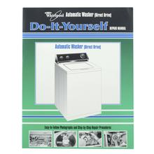 See Details - Do-It-Yourself Direct-Drive Washer Manual(D-I-Y Manuals)