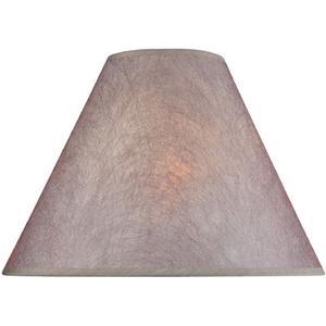 """Linen Empire Shade - 6""""tx16""""bx12""""h"""