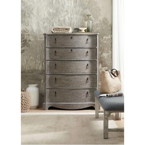 Beaumont Five-Drawer Chest