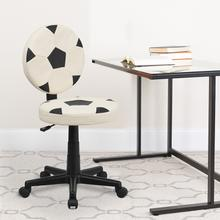 View Product - Soccer Swivel Task Office Chair