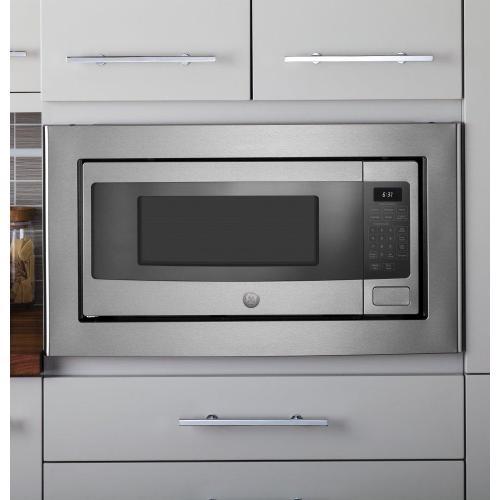 GE Profile - GE Profile™ Series 1.1 Cu. Ft. Countertop Microwave Oven