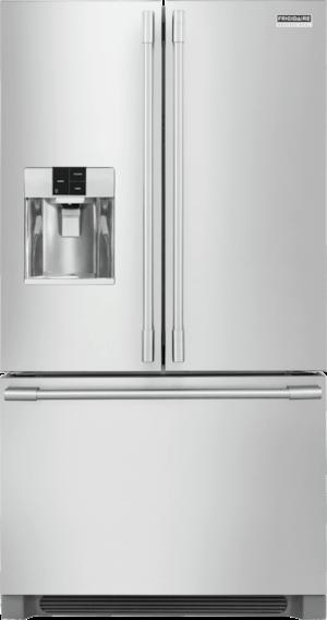 Professional 21.6 Cu. Ft. French Door Counter-Depth Refrigerator