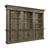 Additional Open Bookcase