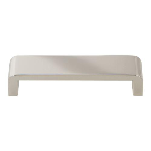 Platform Pull 5 1/16 Inch (c-c) - Polished Nickel
