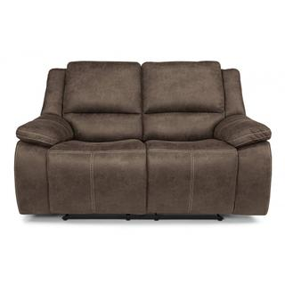Kaylen Power Reclining Loveseat with Power Headrests