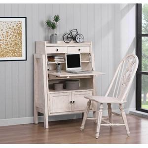 Tennessee Enterprises - Armoire Drop Leaf Desk