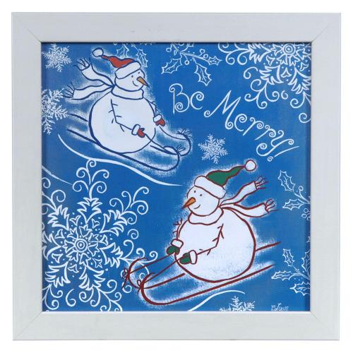 Crestview Collections - BE MERRY