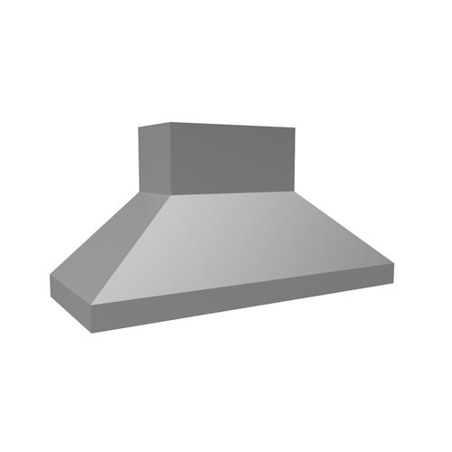 "Ventahood - 48"" 900 CFM Euro-Style Wall Mount Range Hood Stainless Steel"