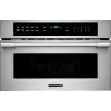 Frigidaire Professional 30'' Built-In Convection Microwave Oven with Drop-Down Door **OPEN BOX ITEM** West Des Moines Location