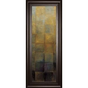 "Classy Art - ""Modra II"" By Pasion Framed Print Wall Art"