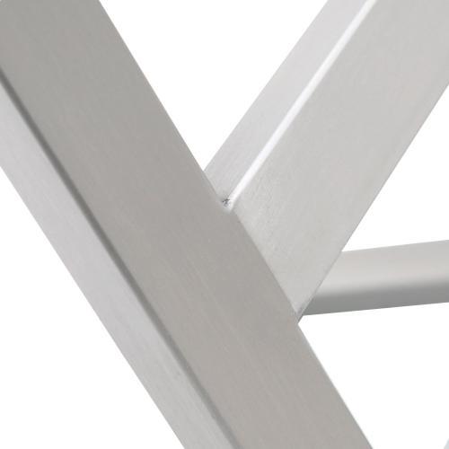 Helsinki Grey Steel Counter Stool (Set of 2)