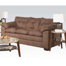 See Details - Simmons Velocity Espresso Sofa