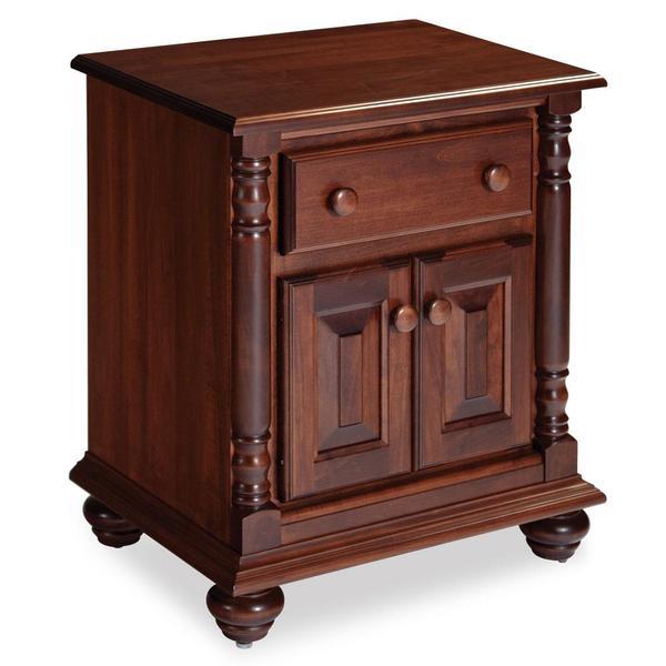 See Details - Savannah Nightstand with Doors