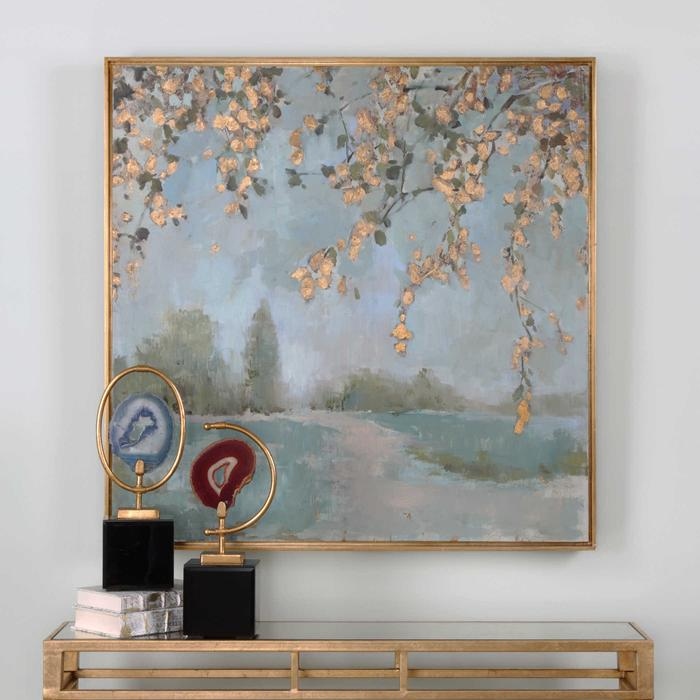 Uttermost - Peaceful Hand Painted Canvas