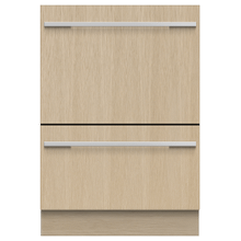 See Details - Integrated Double DishDrawer™ Dishwasher, Tall, Sanitize