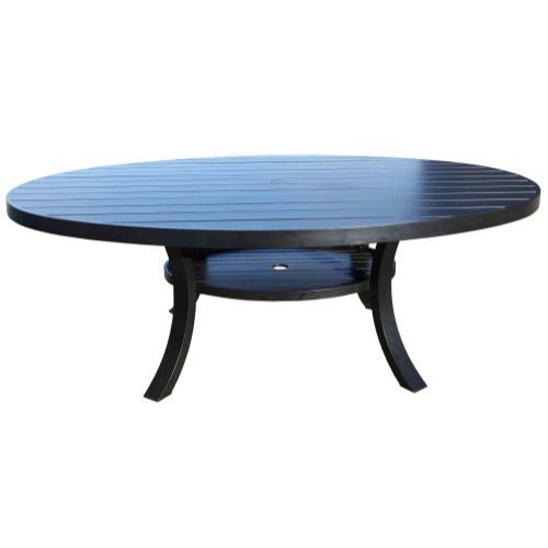 """Monaco 72"""" Round Dining Table"""