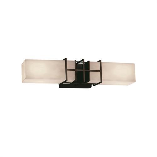 Structure 2-Light Bath Bar