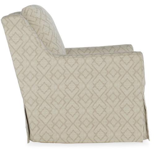 Sam Moore Furniture - Living Room Ivy Swivel Glider