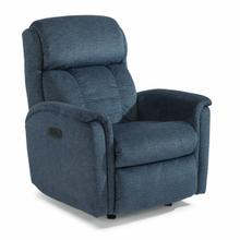 View Product - Luna Power Rocking Recliner with Power Headrest
