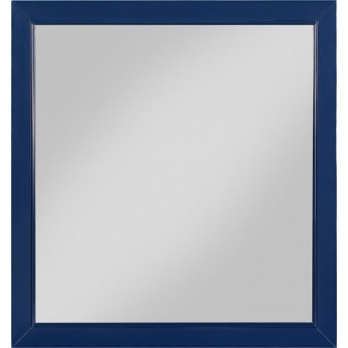 """Meridian Furniture - Marisol Mirror - 36"""" W x 1"""" D x 38"""" H"""