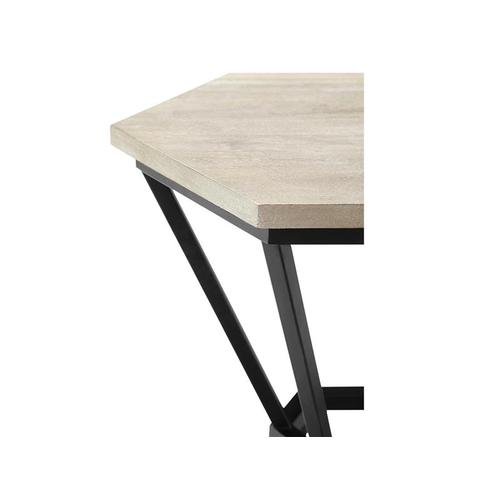 Magnussen Home - Hexagon Accent End Table