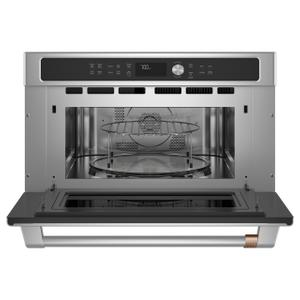 CafeBuilt-In Microwave/Convection Oven