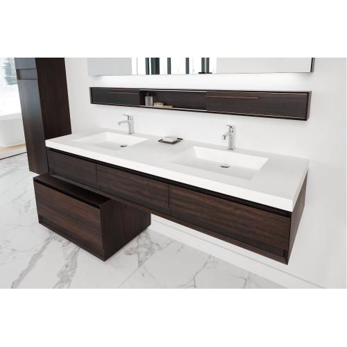 "Wall-mount vanity Wall-mount - 10"" Height"