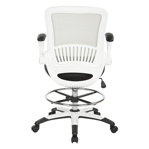 Mesh Back Drafting Chair