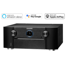 11.2ch 8K AV receiver with 3D Audio, HEOS® Built-in and Voice Control