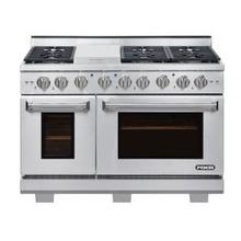 """View Product - NXR 48"""" Professional Range with Six Burners, Griddle, Convection Oven, Propane Gas (AK4807LP - Culinary Series)"""