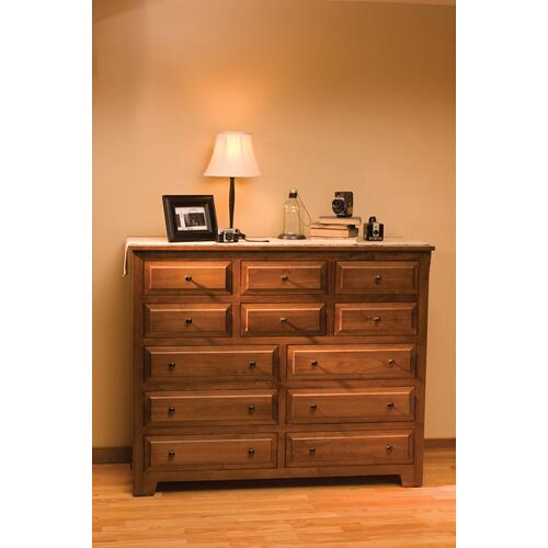 Homestead 12-Drawer Bureau, Large