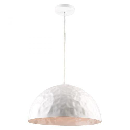 Artcraft - Forged Metal AC10740WH Pendant