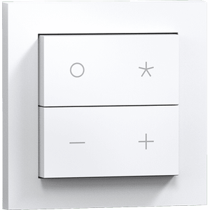 White- Senic Nuimo Click Add-On Switch