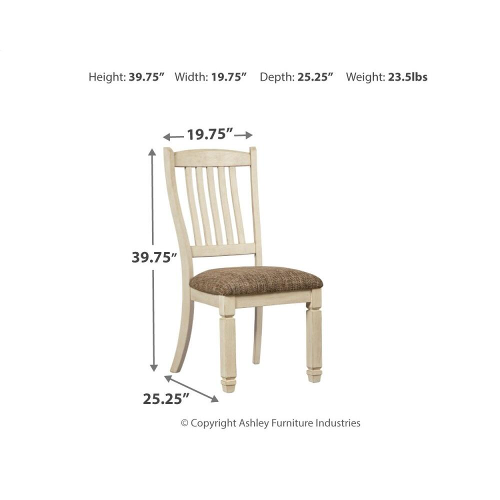 2-piece Dining Chair