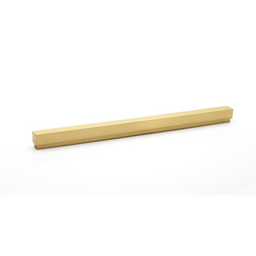 Simplicity Pull A460-12 - Satin Brass