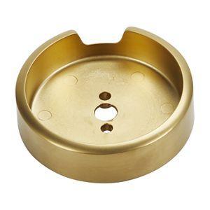 Jenn-AirRange Brass Knob Bezel, Griddle