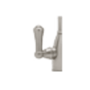 Polished Nickel Single Hole Bar Faucet
