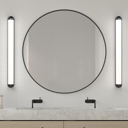 "Sonneman - A Way of Light - Radio LED Bath Bar [Size=40"", Color/Finish=Satin Black]"