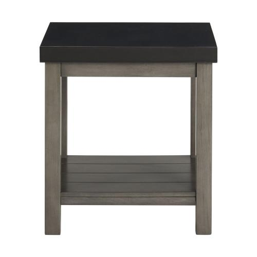 Elements - END TABLE